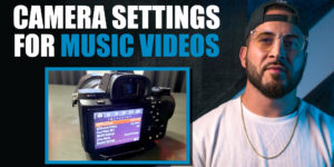 Cracka Lack Music Video Camera Settings